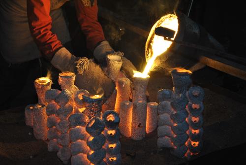 precision investment casting manufacturer